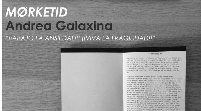 MØRKETID, de Andrea Galaxina