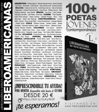 Liberoamericanas. 100 poetas contemporáneas