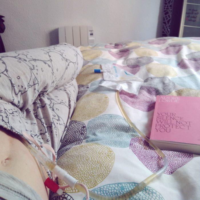 Crítica a la Teoría de la Mujer Enferma de Johanna Hedva