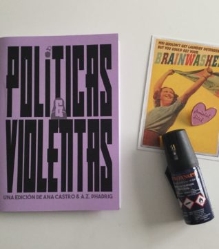"""Fanzine """"Políticas y Violentas"""""""